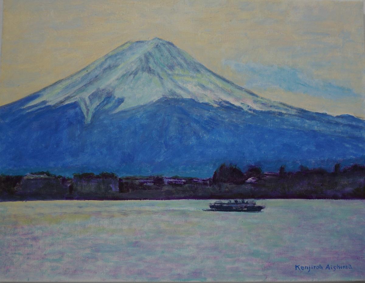 相島謙次郎 あいしまたかこ 油彩画展 <br /> 令和元年- 新たなる四季への想い -
