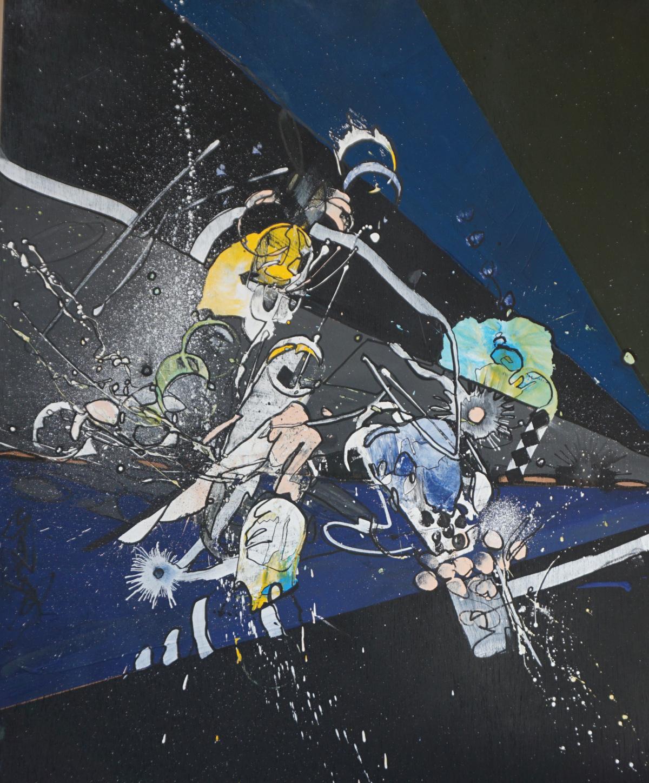 STONE63  Solo Exhibition <br />     - SHINKA -